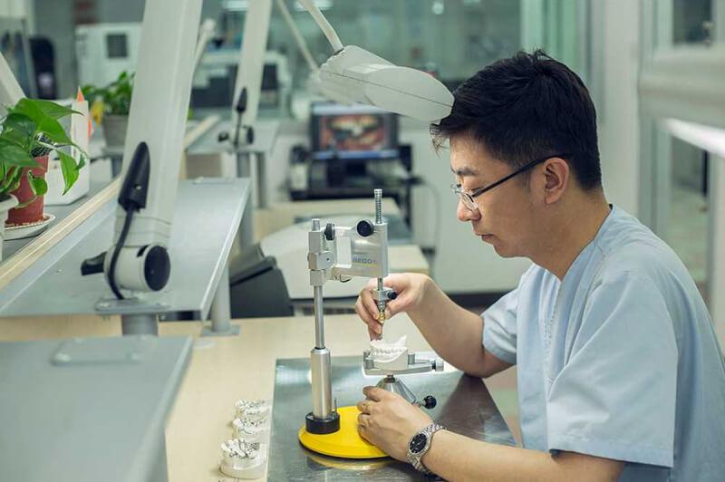 оборудование китайской стоматологии