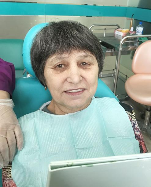 пациентка клиники chengshi